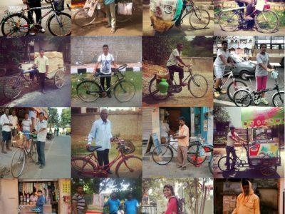 cyclists of bangalore