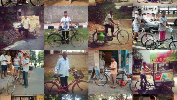 cyclists of bangalore