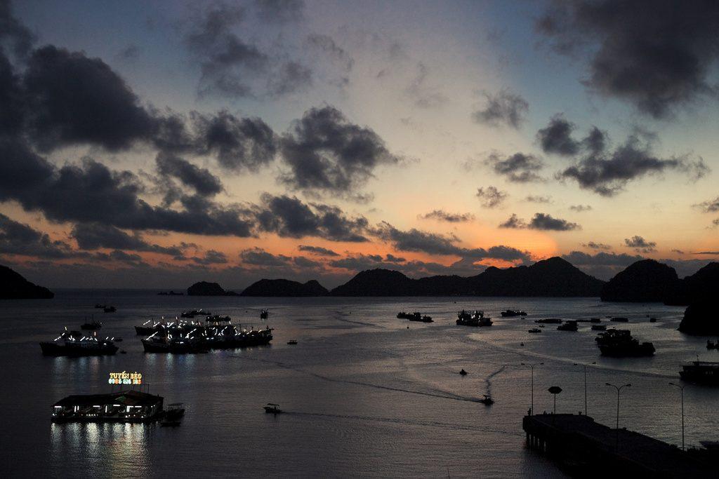 catba-sunset
