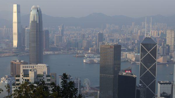 HK bay view