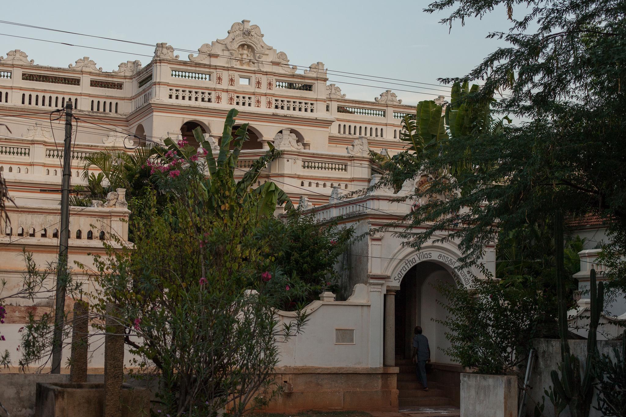 Saratha Vilas