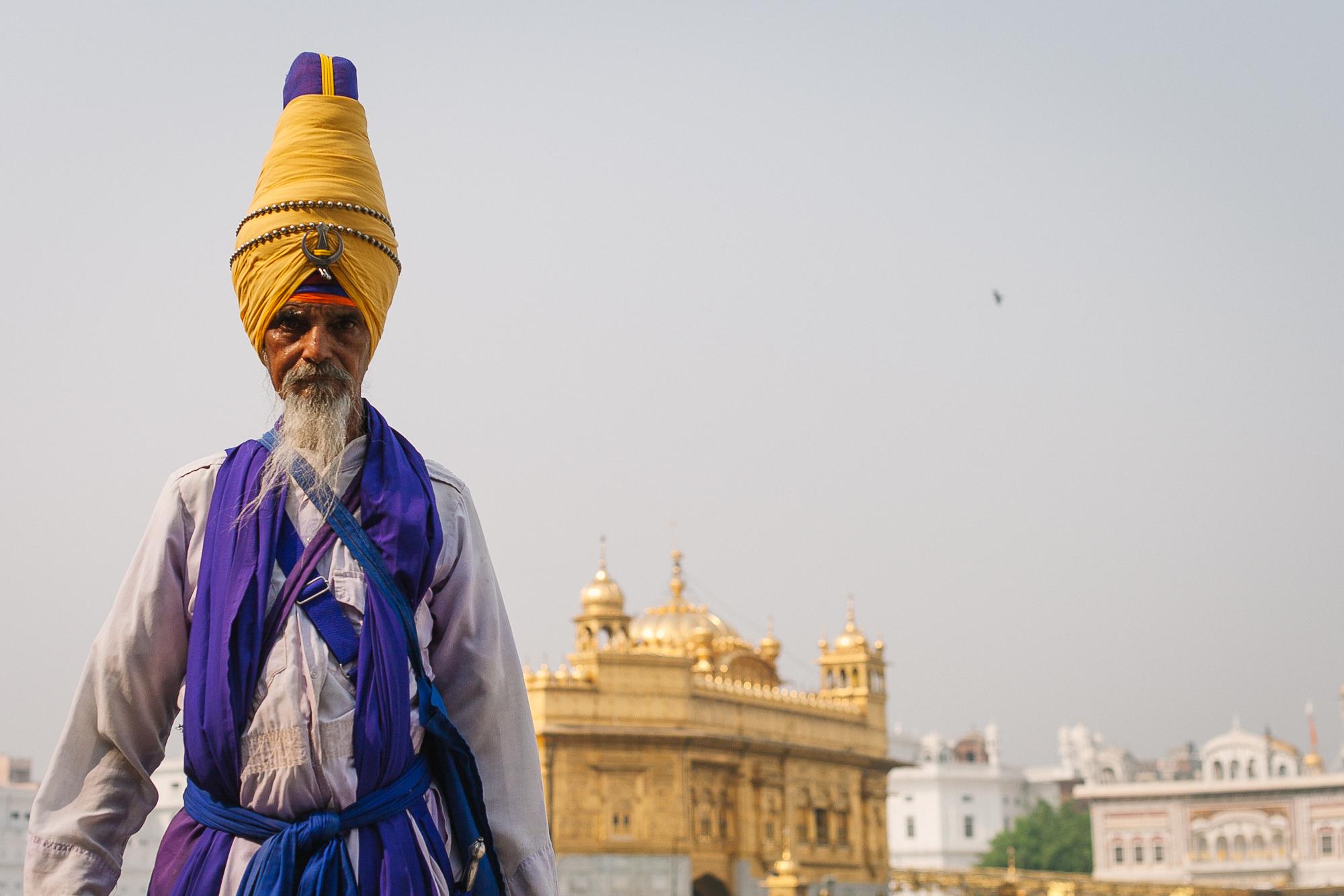 Le Sikh possédé