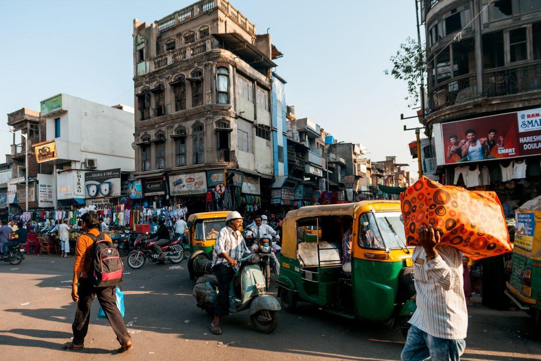 Ahmedabad bazaar