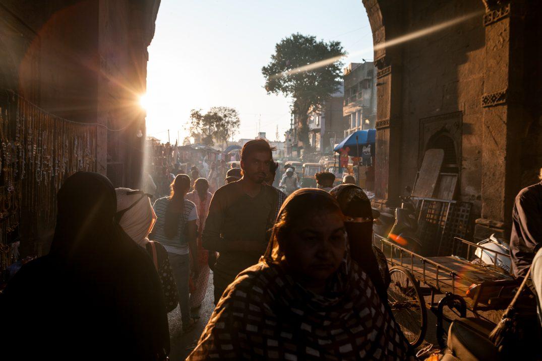 Portes du bazaar